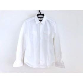 【中古】 デザインワークス DESIGNWORKS 長袖シャツ サイズ48 XL メンズ 白