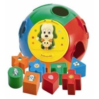 いないいないばあっ! まるまるパズル おもちゃ こども 子供 知育 勉強 1歳6ヶ月~