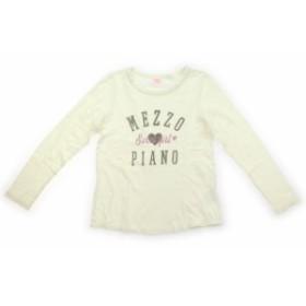 【メゾピアノ/mezzopiano】Tシャツ・カットソー 160サイズ 女の子【USED子供服・ベビー服】(382926)