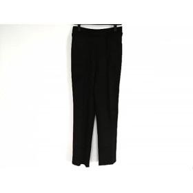 【中古】 ドルチェアンドガッバーナ DOLCE & GABBANA パンツ サイズ42 M レディース 美品 黒