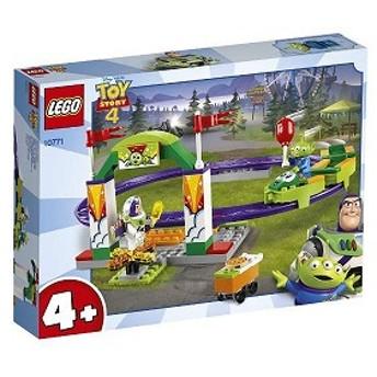 LEGO レゴ (レゴ) 10771 トイ・ストーリー4 カーニバルのわくわくコースター