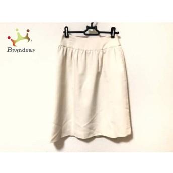 ドレステリア DRESSTERIOR スカート サイズ36 S レディース 美品 アイボリー スペシャル特価 20190807