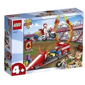 LEGO レゴ (レゴ) 10767 トイ・ストーリー4 デューク・カブーンのスタントショー
