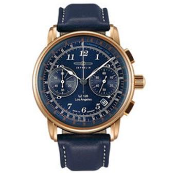【ザ・クロックハウス:時計】ツェッペリン ZEPPELIN ドイツ製 腕時計 メンズ アンティーク レトロ 7616-3