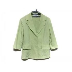 【中古】 ヴァンドゥ オクトーブル 22OCTOBRE ジャケット サイズ38 M レディース 美品 ライトグリーン