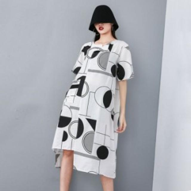 新作 シャツワンピース ワンピース夏 シャツワンピ 半袖 オシャレ 体型カバー ファッション感アップ  ひざ丈