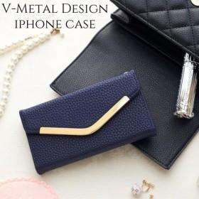 2f92e8110292 iphone ケース 手帳型 ミラー付き iphoneXR XsMAX iphone8 6s 大人可愛い 上品 シンプル