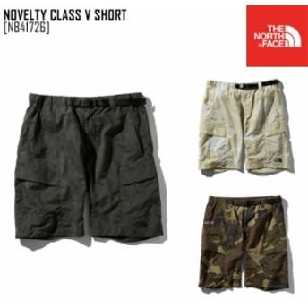 THE NORTH FACE ノースフェイス ショートパンツ メンズ NOVELTY CLASS V CARGO SHORT ハーフパンツ ショーツ NB41726