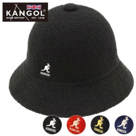 カンゴール KANGOL バミューダカジュアル Bermuda Casual メンズ レディース パイル ハット 帽子 195169015 SS19