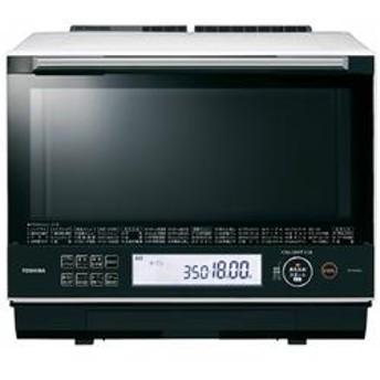 過熱水蒸気オーブンレンジ「石窯ドーム」2段調理 (30L) グランホワイト ER-TD5000-W