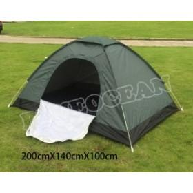 テント プロテント ドームテント 2人用 アウトドア キャンプ 海水浴 コンパクト収納 バーベキュー 日よけ 紫外線防止