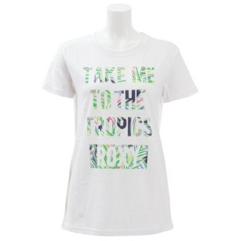 ロキシー(ROXY) 半袖Tシャツ 19SPRST191606YWHT (Lady's)