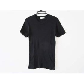 【中古】 エンポリオアルマーニ アンダーウェア EMPORIOARMANI UNDERWEAR 半袖Tシャツ サイズL メンズ 黒