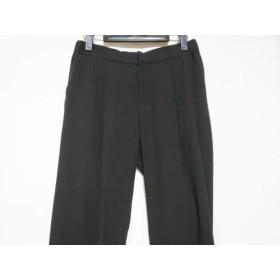 【中古】 グレースクラス Grace Class パンツ サイズ36 S レディース 美品 黒