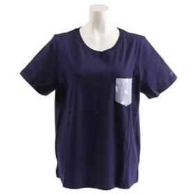【Super Sports XEBIO & mall店:トップス】FADED PRINT POCKET 半袖Tシャツ 19SPRST191601YNVY