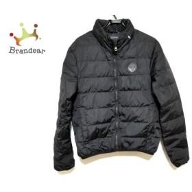 グッチ GUCCI ダウンジャケット サイズ48 M メンズ 黒 ジップアップ/冬物 新着 20190702