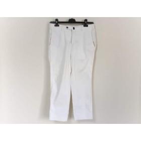 【中古】 クアラントット quarant'otto パンツ サイズ48 XL メンズ アイボリー