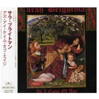(CD)アズ・アイ・ケイム・オブ・エイジ/ サラ・ブライトマン (管理:534039)
