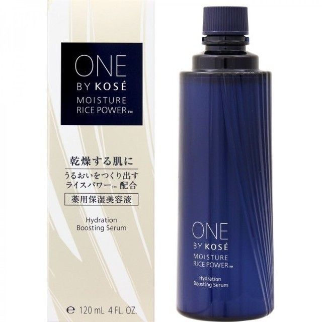 ONE BY KOSE 薬用保湿美容液 120ml ラージサイズ レフィル 付け替え用