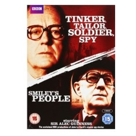 Tinker, Tailor, Soldier, Spy / Smiley's People Double Pack [DVD] [Import] 中古 良品
