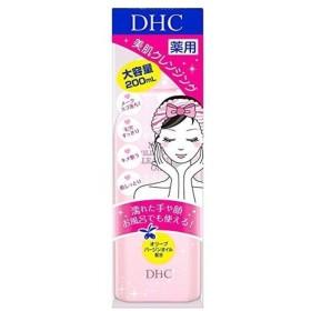 DHC 薬用ニューマイルドタッチ クレンジングオイル ボトル 200mL