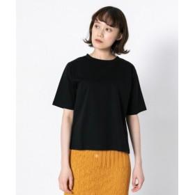 SENSE OF PLACE(センスオブプレイス) トップス Tシャツ・カットソー クルーネックTシャツ(5分袖)