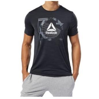 リーボック(REEBOK) WOR ACTIVCHILL グラフィック ショートスリーブ Tシャツ FKQ69-DP6160 (Men's)