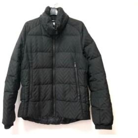 【中古】 タトラス TATRAS ダウンジャケット レディース MTA15A4283 黒 ジップアップ/冬物