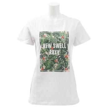 ロキシー(ROXY) NEW SWELL ROXY Tシャツ 19SPRST191607YWHT (Lady's)