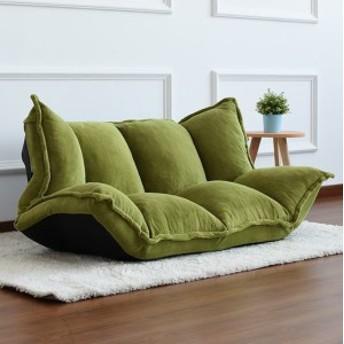 【全7色】DAMEDAI 床 家具 リクライニングチェア スリーピング 長椅子 ソファベッド 折りたたみ調節可能 リビングルーム ソファ