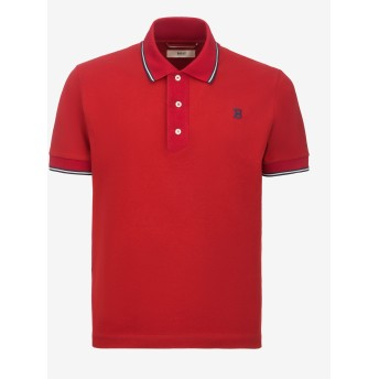 Classic Polo Shirt レッド