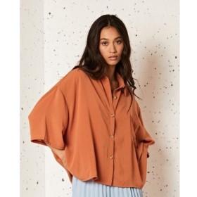GHOSPELL(ゴスペル)/ショートスリーブオーバーサイズシャツ