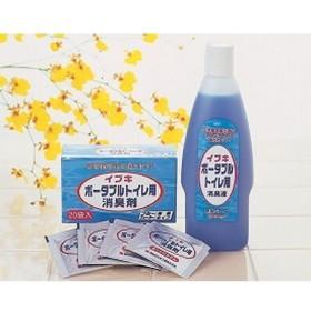 ポータブルトイレ用消臭剤 芳香タイプ / 粉末20袋入 1ケース(20箱入)
