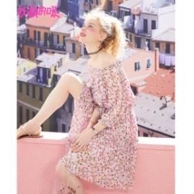 大人気 おすすめ ワンピース 体型カバー 花柄 ドレス トップス シフォンスカート 大きいサイズ きれいめ レディース 送料無料  big_ac