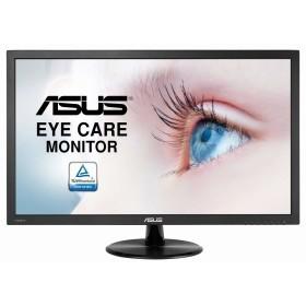 ASUS モニター 23.6インチ 広視野角ディスプレイVP247HA (フルHD/VA/5ms/75HZ/HDMI,D-sub/ブルーライト軽減/