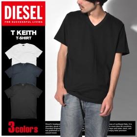 DIESEL ディーゼル 半袖Tシャツ T KEITH T-SHIRT 00SZKA-0091B メンズ トップス