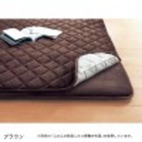 撥水マイクロファイバーの洗えるパッド(こたつ敷布団用)