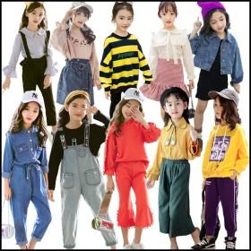 ff0565f960222 夏季子供服激安韓国ファッション 韓国子供服 女の子-男の子合集 セットアップ子供スカート