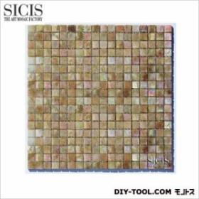 SICIS モザイクタイル マリーゴールド3  295×295mm MKKP-3030GMM-22 22 シート