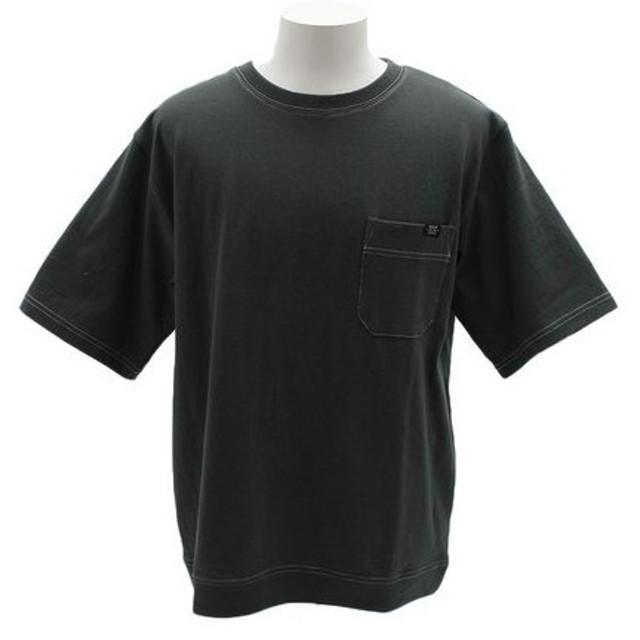 パワー・トゥ・ザ・ピープル(POWER TO THE PEOPLE) ハイショクトレーナーTシャツ 9512147-52GRN (Men's)