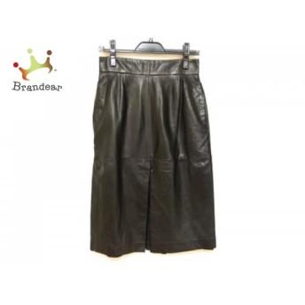 マックスマーラ Max Mara スカート サイズ40 M レディース 美品 黒 スペシャル特価 20190809