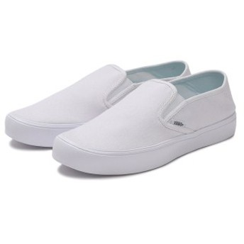 【VANS】 SLIP ON SF スリッポン SF V98SF 18SM T.WHITE 4(22cm)