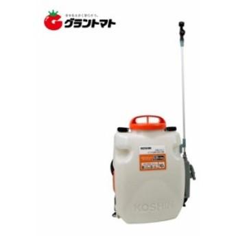 充電式噴霧器 SLS-10 リチウムイオンバッテリー 18V 工進
