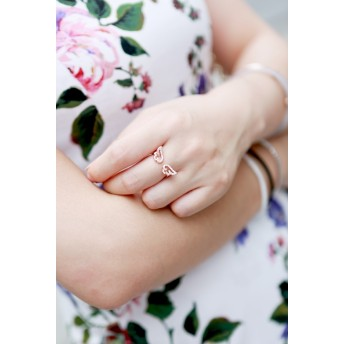 調節可 天使の翼 リング 指輪 ホワイトデー キラキラ アクセサリー ファッション 人差し指 レデイース 指輪 女性 おしゃれ プレゼント ギフト ロマンチック【管理番号:G327】
