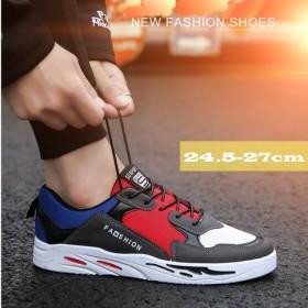 スニーカー メンズ スポーツ ローカット ランニング 韓国ファッション ランニングシューズ ウォーキング 紳士靴 運動靴 シューズ