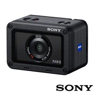 SONY DSC-RX0M2 RX0II Cyber-shot 數位相機 (公司貨) ★109/11/1前贈原電+真皮掛繩+32G高速卡+清潔組+小腳架