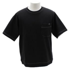 パワー・トゥ・ザ・ピープル(POWER TO THE PEOPLE) ハイショクトレーナーTシャツ 9512147-01BLK (Men's)
