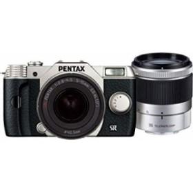 【新品】 PENTAX デジタルミラーレス一眼 Q10 ダブルズームキット [標準ズ