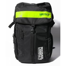 マガチャンネル MICHAEL LINNELL(マイケルリンネル)Big Backpack ML 008 ユニセックス イエロー F 【MAGA CHANNEL】