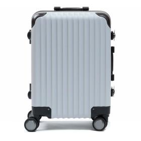 ギャレリア CARGO カーゴ スーツケース トリオ TRIO キャリーケース ハードケース 4輪 機内持ち込み 1~2泊程度 34L TW 51LG ユニセックス グレージュ F 【GALLERIA】